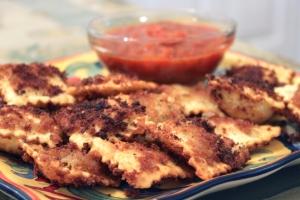 Appetizer Fried Ravioli II