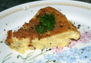 Brunch Spanish Tortilla IV