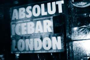 London Ice Bar I Brenton