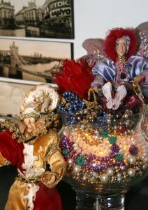 Mardi Gras Beads II