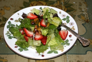 Salad Jackie's Strawberry II
