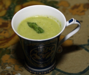 Soups Cream of Asparagus