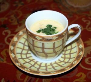 Soups Mexican Corn Chowder demitasse