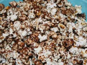 Appetizer Spice Popcorn