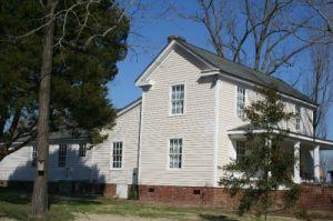 Leggett Farm House