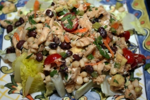 New Mexican Chicken Salad Entree Chicken