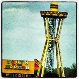 South of the Border Instagram