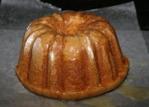 Dessert Southern Comfort Cake I