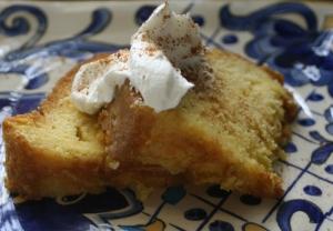 Dessert Southern Comfort Cake