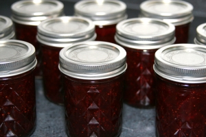 Berries Canned