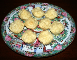 Bread Sour cream muffins II