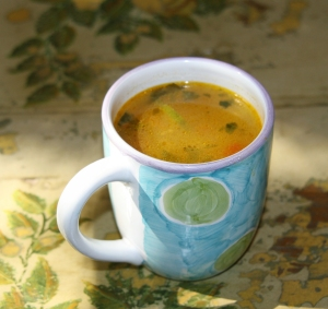 New Summer Vegetable Soup