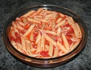 Pasta Penne Havarti Tomatoes IIjpg