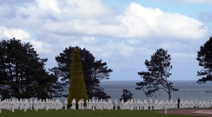 The American Cemetery, Colleville sur Mer
