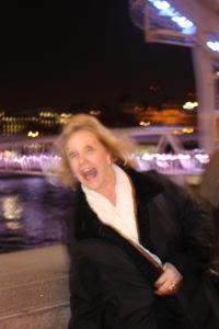 B Peg Ritz blur