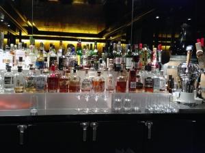 Rye Bar, Capella Hotel