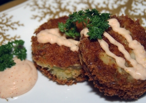GB Fried Green Tomatoes V