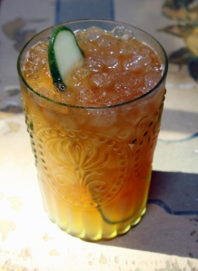 Appetizer Pimms Cup