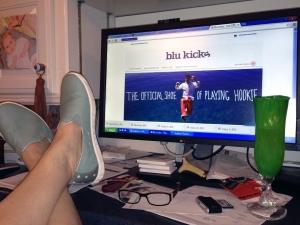 blu kicks III