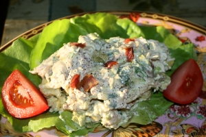Entree Salad Club Sandwich Salald I
