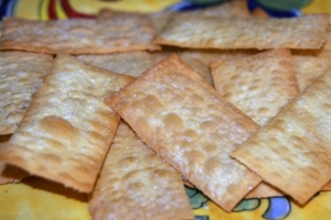 Appetizer Wonton Cracker