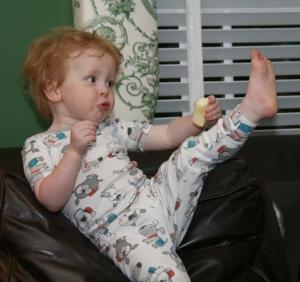 Liam Kicks