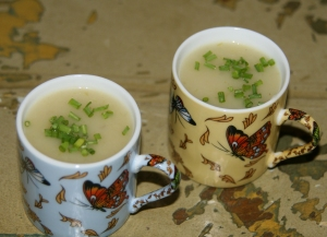 New Leek and Potato Soup