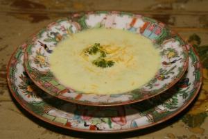Soups Broccoli Cheese