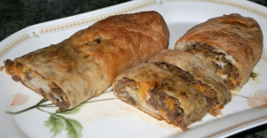 Brunch Sausage bread II