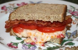 Sandwiches Pimento cheese II