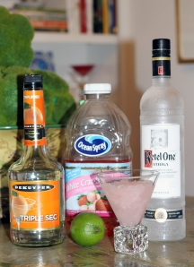 Adult Beverages Frozen Cosmo