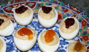 Appetizer Devilled Eggs II
