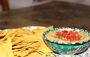 Appetizer Chile Queso Sauce