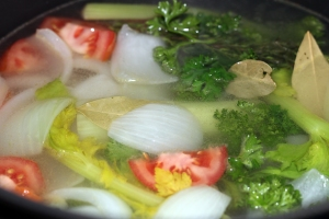 Soup Vegetable Broth II