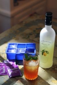 Adult Beverages Limoncello Tea Cocktail