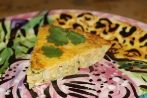 Brunch Corn Frittata II