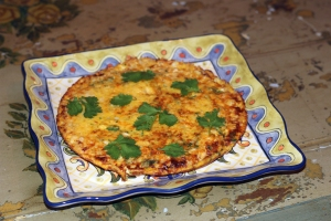 Brunch Corn Frittata