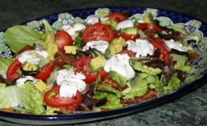 Salad BLTA