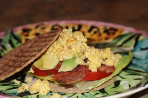 Sandwiches BLAT Egg II