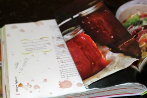 Sauce Canned Tomatoes Cookbook