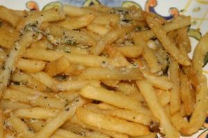 Appetizer Parmesan Freis