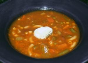 Butter Goat Cheese Butter Soup II