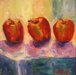 JPerry Apples by the Window