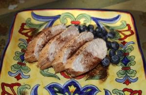 Entree Chicken Chef Farmer BBQ