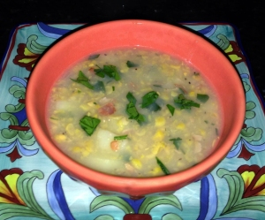Soup Corn and Bacon Chowder