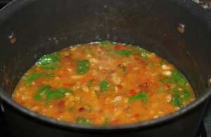 Soup Vegetarian Chili II
