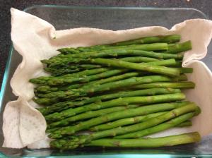 Vegetable Asparagus Gratin II