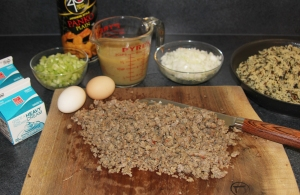 Starch Wild Rice Sausage Dressing III