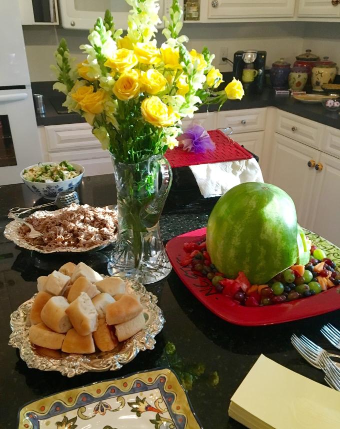 kitchen-buffet