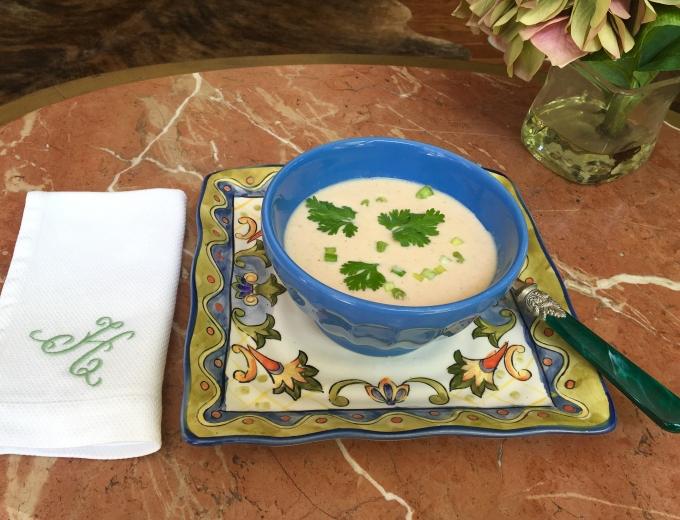 Soup Chilled Corn Chowder II